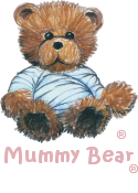 Mummy Bear